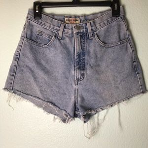 Vintage GUESS Cutoff Denim Shorts